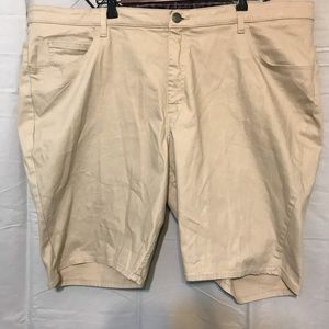 Riders beige shorts